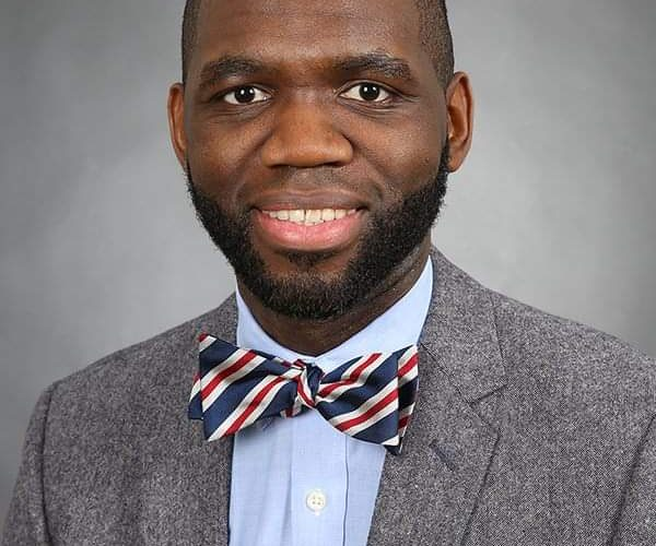 DR TONY ISEDEH